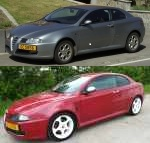 Alfa GT / Ed`s alternatives Ego